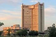 На крыше отеля откроется кафе. // minsk.nemiga.info