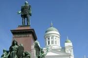 Половина всех путешественников посещали Финляндию с туристическими целями. // Travel.ru