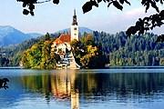 Словения привлекает туристов. // apartments-bled-slovenia.com