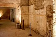 В одной из галерей обрушился потолок. // de.academic.ru