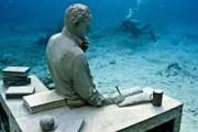 Одна из скульптур музея // Турпром