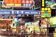 Гонконг привлекает все больше туристов. // Richard Nowitz