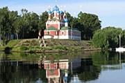 Углич развивает внутренний туризм. // enjoymoto.ru