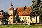Замок Червене-Поржичи ждет посетителей. // zamky-hrady.cz