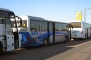 В дни забастовок очереди движутся крайне медленно. // Travel.ru