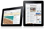 Новая продукция Apple – интернет-планшет iPad. // wikipedia.org