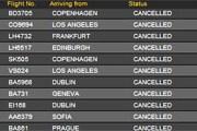 Авиакомпании отменяют рейсы. // Travel.ru