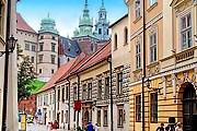 Краков - визитная карточка Польши. // bursa.krakow.pl