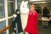 На всех паромах Silja Line будет отмечаться 65-я годовщина Муми-тролля. // Travel.ru