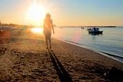 Пляжи Крыма готовы к курортному сезону. // russianow.ru