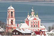 Переславль входит в Золотое кольцо России. // tourismpereslavl.ru