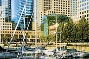 На месте торгового центра построят четыре небоскреба. // worldcenterhotel.com
