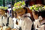 В чешских городах пройдут фольклорные фестивали. // adam.cz