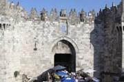 Ворота Ирода в Иерусалиме // farisles.com