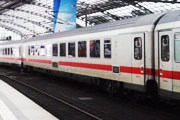 Поезд InterCity немецких железных дорог // Travel.ru