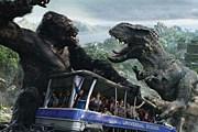 Посетители аттракциона станут свидетелями захватывающей битвы. // Univeral Studios Hollywood