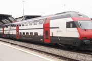Поезд швейцарских железных дорог // Travel.ru