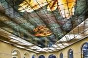 """Станция метро """"Монастираки"""", работа """"Время в моих руках"""" // greek.ru"""