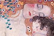 На выставке представлены работы Густава Климта. // arttrans.com.ua