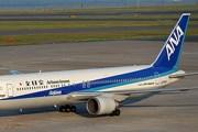 Самолет авиакомпании ANA // Airliners.net