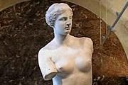 Скульптуру Венеры Милосской отреставрировали. // blogspot.com