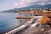 Почти на 100 пляжах Крыма можно отдохнуть бесплатно. // holidaysincrimea.com