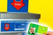 """В """"билетоматах"""" можно оплатить мобильный. // ztm.waw.pl"""