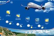 "Стартовая страница сайта ""Аэрофлота"" // Travel.ru"