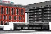 Отель откроется осенью. // doubletree1.hilton.com