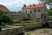 Музей расположен в подземелье Збаражского замка. // wikipedia.org