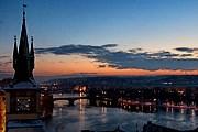 Туристы смогут совершить ночную экскурсию по городу. // pixdaus.com