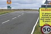 Дорога A537 // garethowens.blogspot.com