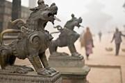 34% туристов приехали в 2009 году для знакомства с памятниками Непала. // GettyImages