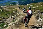 Селен предоставит велосипедистам летние трассы. // Ulf Olofsson