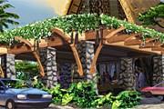 Отель Aulani будет оформлен в гавайском стиле. // resorts.disney.go.com