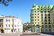 Отель будет построен в стиле модерн. // nr2.ru