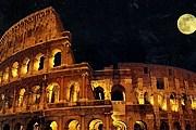 Туристы смогут увидеть Колизей в лунном свете. // viaggiandofacile.it