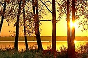 Посещение озера Свитязь ограничат. // oboi.i.ua