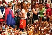 Ярмарка принимает десятки тысяч посетителей. // RATA-News