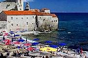 Пляж Ričardova Glava станет местом отдыха знаменитостей. // budva.com