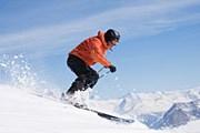 Практичные туристы выбирают горнолыжный тур летом. // OJO Images