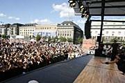 Одна из сцен фестиваля // sweden.se