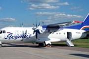"Самолет авиакомпании ""Якутия"" // yakutia.aero"