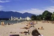 Пляж в Ванкувере // Chris Cheadle