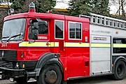 На тушении пожара задействовано 120 человек. // a1stretch.co.uk