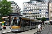 Трамвай на маршруте №7 //yimby.se