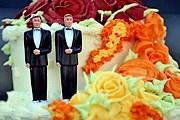 Комплекс будет располагать залом для проведения однополых свадеб. // opinion.latimes.com
