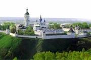 Самый посещаемый памятник Тобольска - кремль. // Travel.ru