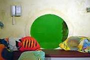 Jules′ Undersea Lodge расположен в старой подводной лаборатории. // jul.com
