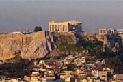 Уникальная возможность посетить Акрополь в лунном свете. // Wikipedia